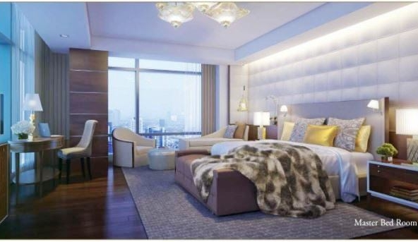 Penthouse for Lease in Shangrila Homes 4 Bedroom Apartment