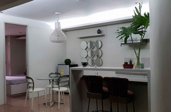 1BR FOR RENT Perla Mansion, Legaspi Village, Makati City