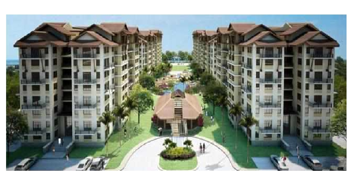 Escalades 2 Bedroom For Sale, South - SUCAT MUNTINLUPA