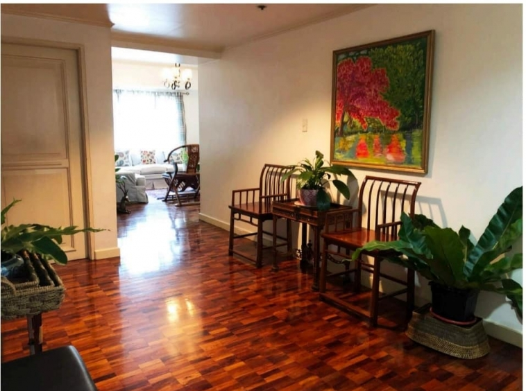 For Rent 2 Br One Salcedo Place Makati With parking