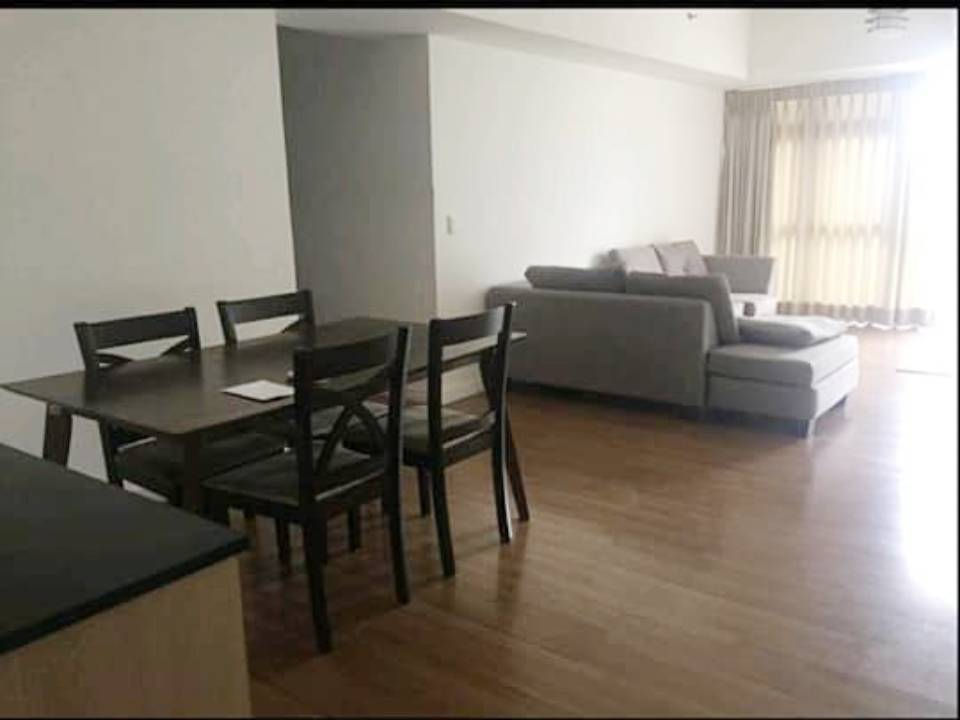 For Rent Verve Tower BGC 3 bedrooms with balcony