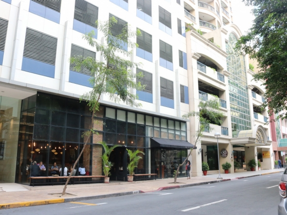 Frabelle Business Center Makati Office Space for Rent